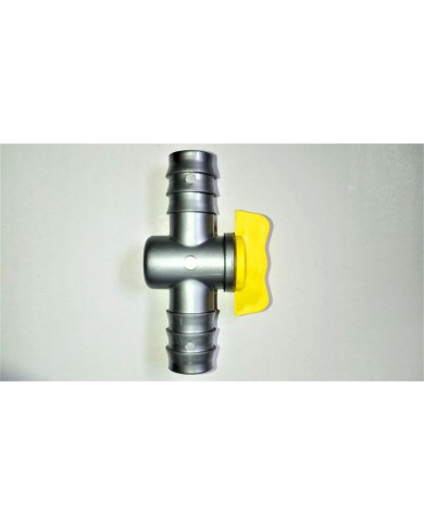 Straight Connector with Tap